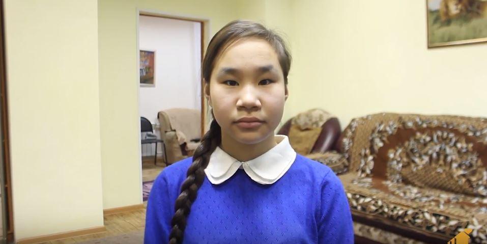 Ксения К., Магаданская область