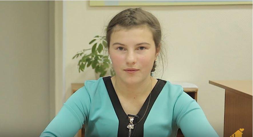 Дарья К., Томская область