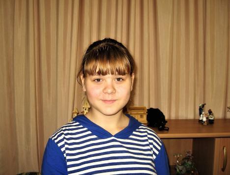 Видеоанкета для ребенка Екатерина Б., Алтайский край