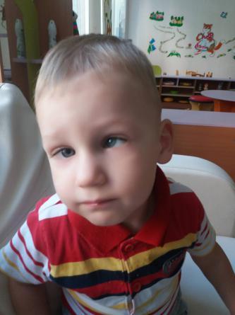 Видеоанкета для ребенка Игорь Б., Тюменская область