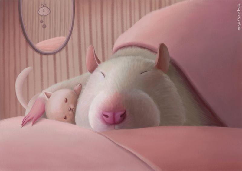 Сладкие сны