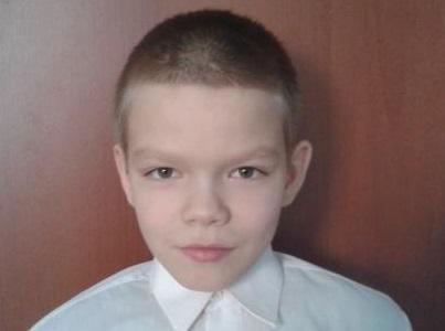 Видеоанкета для ребенка Вадим У., Ульяновская область