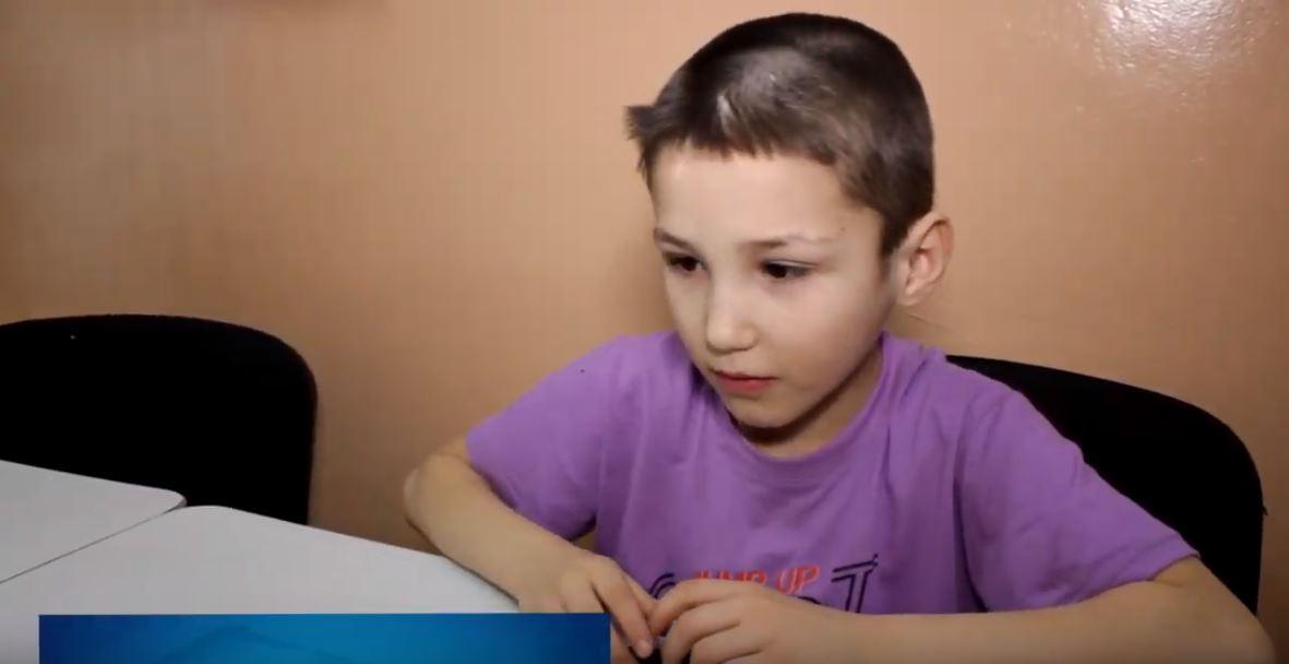 Данил Т., Иркутская область