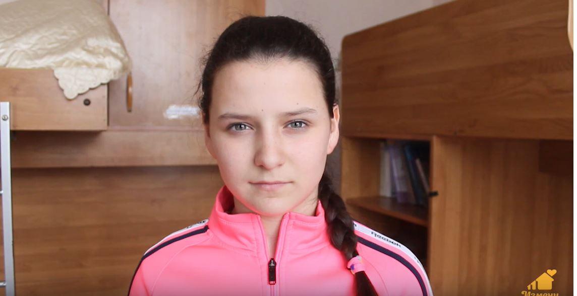 Анастасия Ж., Омская область