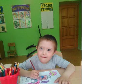 Видеоанкета для ребенка Марк Д., Республика Чувашия