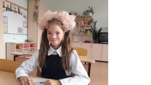 Видеоанкета для ребенка Екатерина К., Республика Чувашия