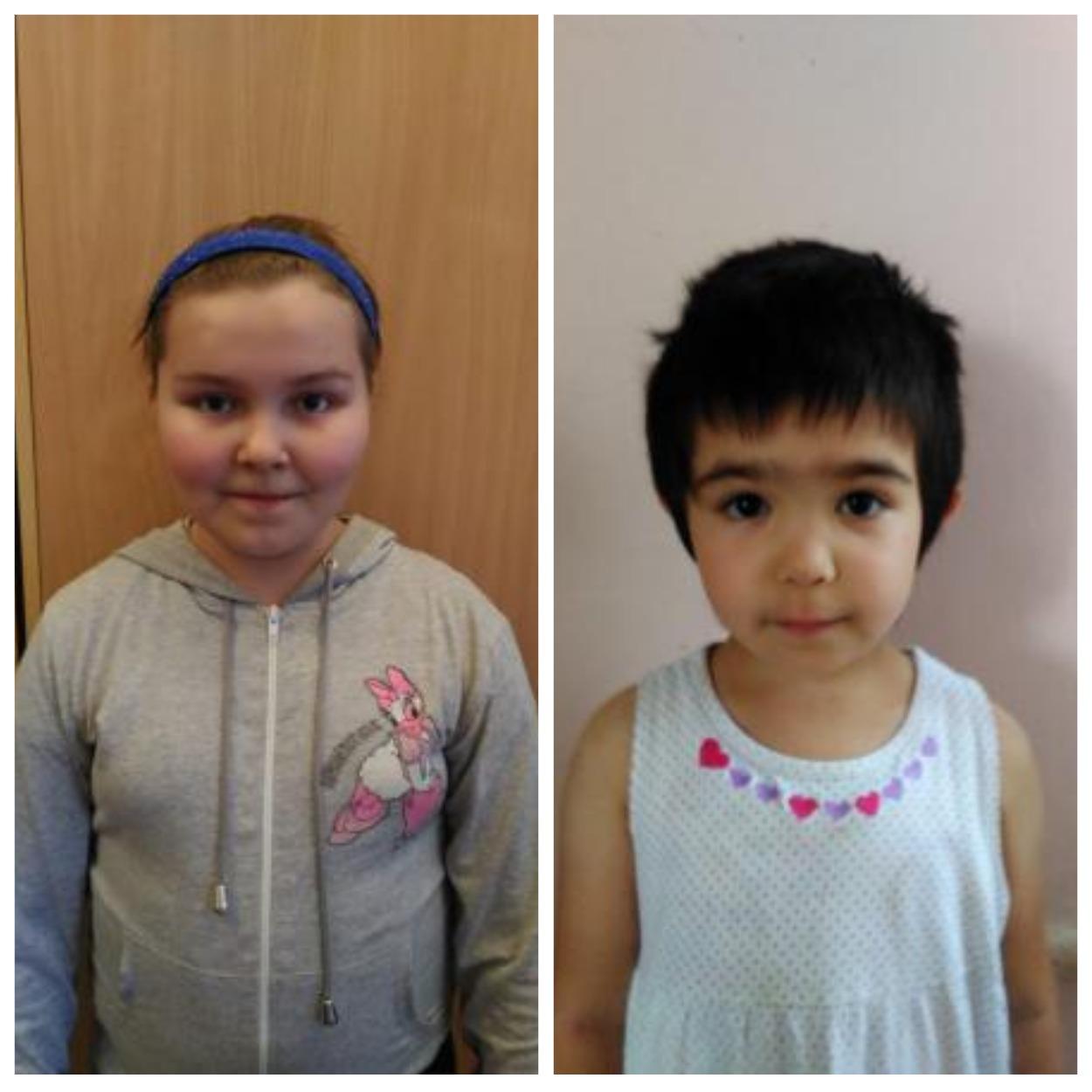 Видеоанкета для детей Нина Х., Вероника Г., Свердловская область