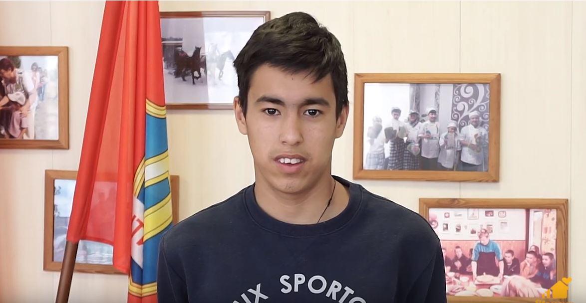 Рустам М., Свердловская область