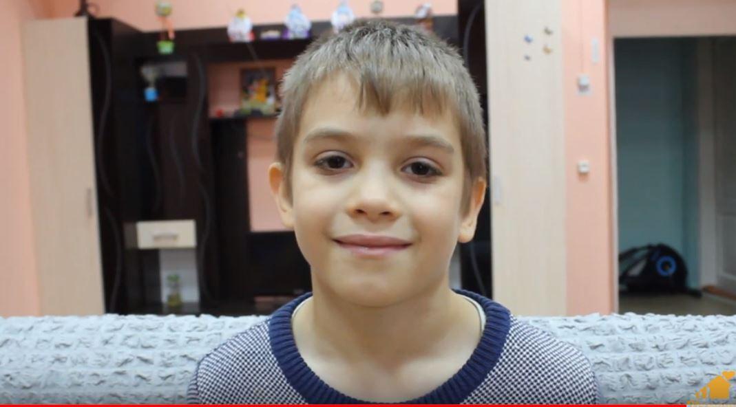 Матвей К., Ярославская область