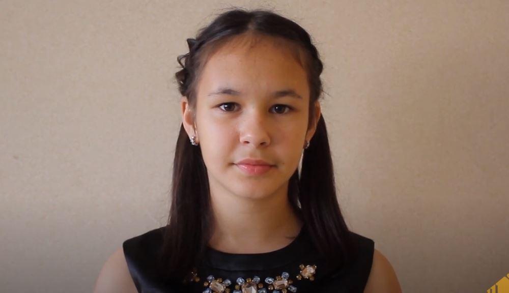 Ангелина Р., Республика Татарстан
