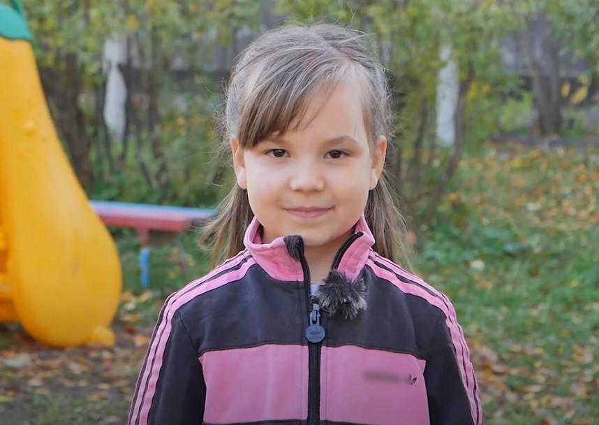 Вероника Л., Свердловская область