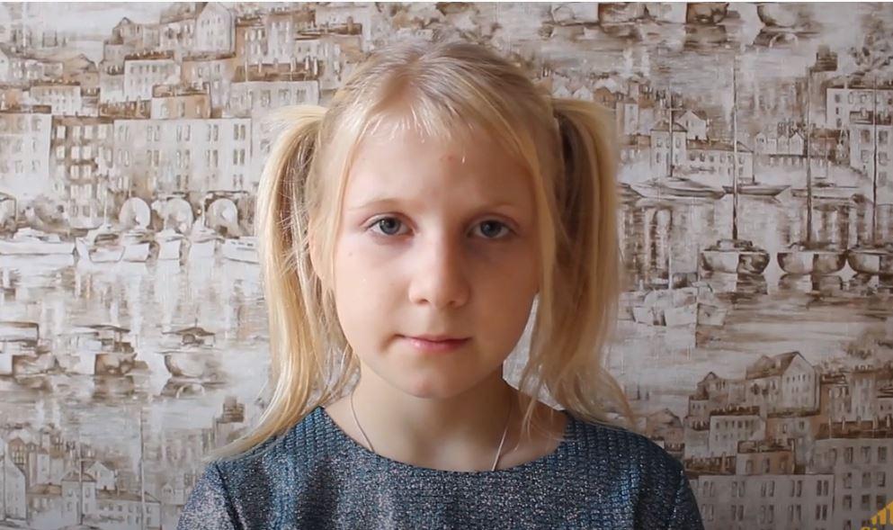 Валерия М., Омская область