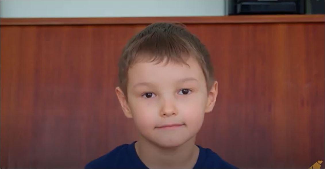 Матвей Т., Красноярский край