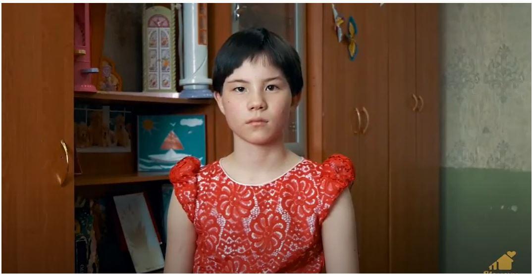 Милана И., Республика Алтай