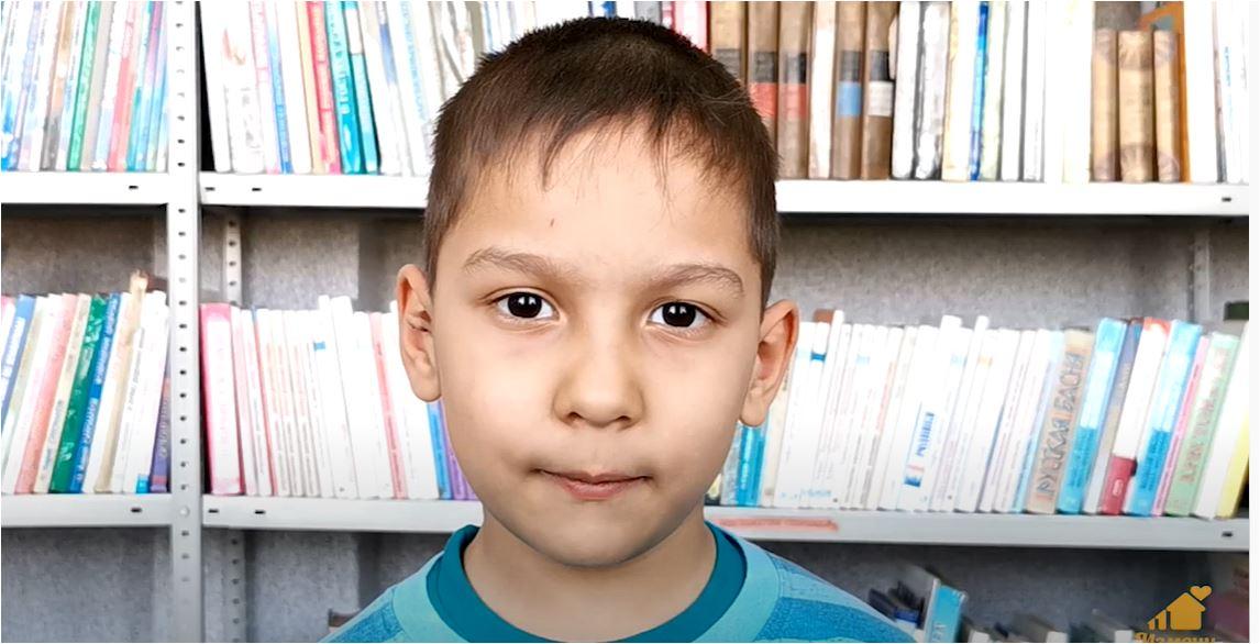 Илья Е., Омская область
