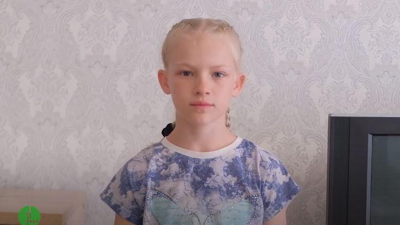 Ангелина Л., Ульяновская область